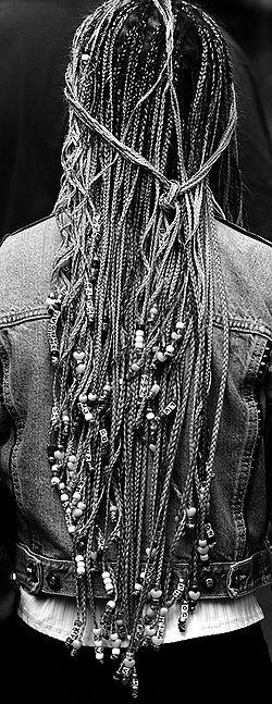 Volume des cheveux